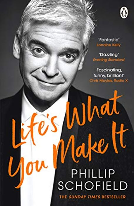Phillip Schofield: Life's What You Make It | Kindle Daily Deal