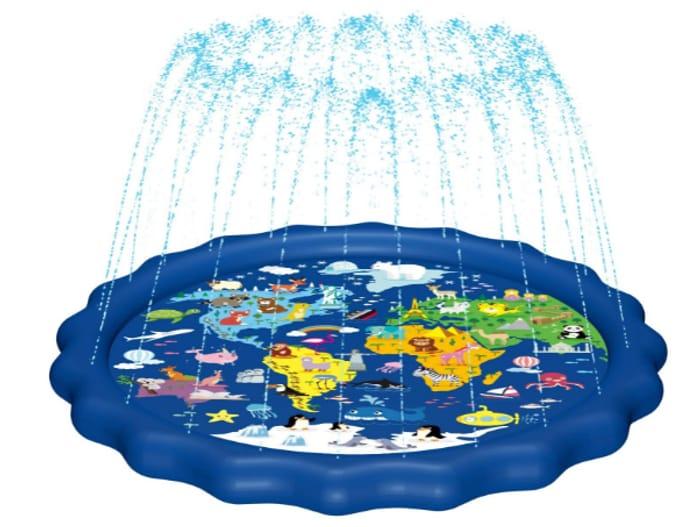 MAGIFIRE Splash Pad, at Amazon