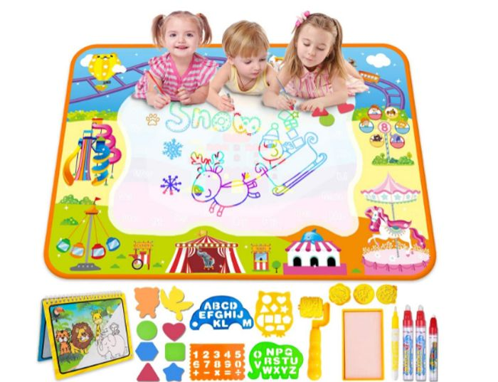 Doodle Mat for Kids at Amazon