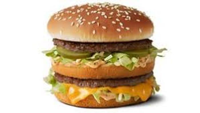 Big Mac 99p (Drive-Thru, Click & Serve, Takeaway)