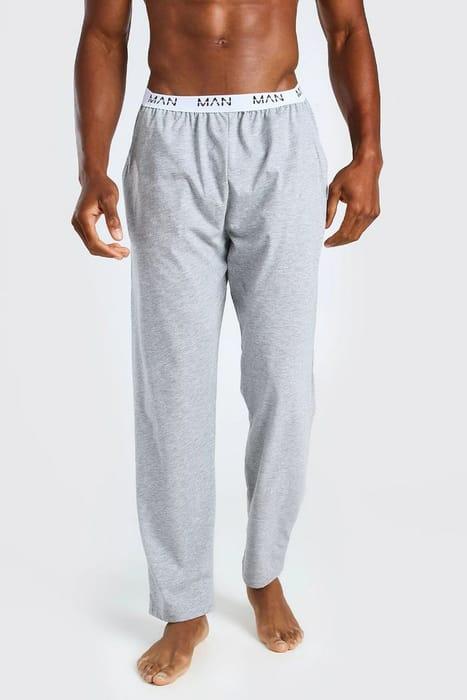 Man Dash Jacquard Waistband Lounge Pant