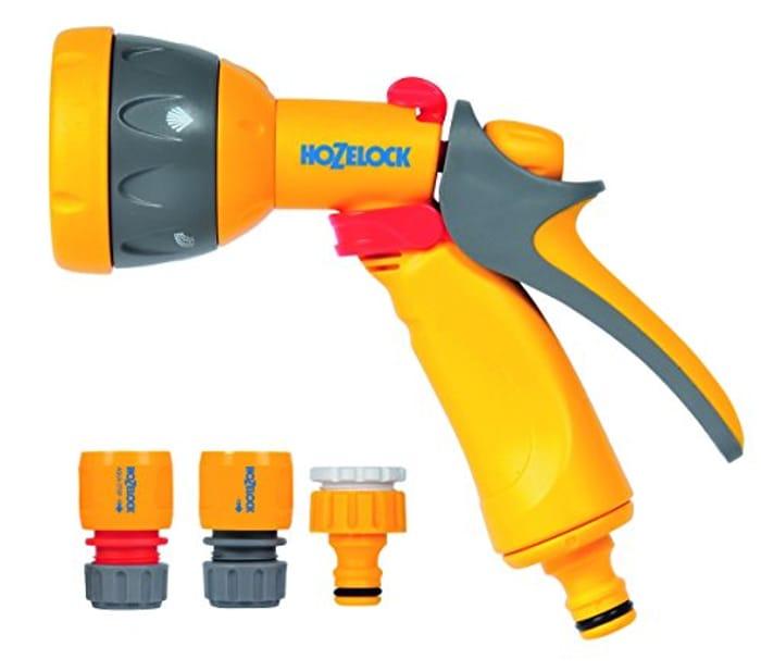 Hozelock 2347 0000 Multi Spray Watering Gun Starter Set