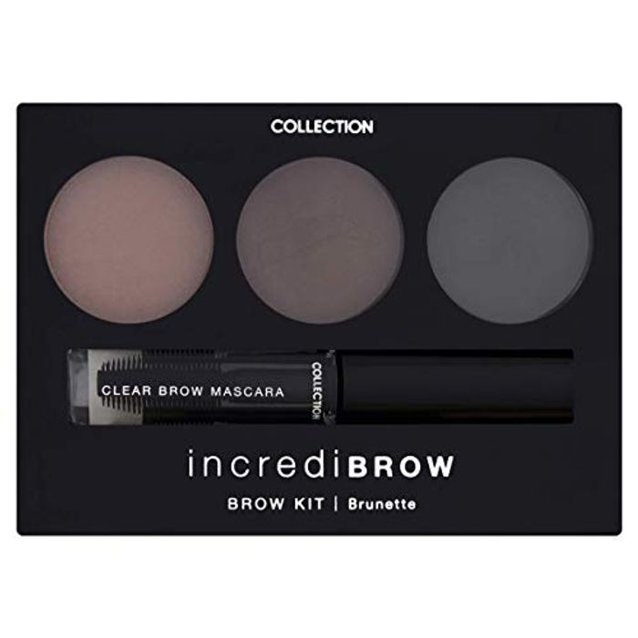 Best Price! Collection Number 2 Eyebrow Kit, Brunette