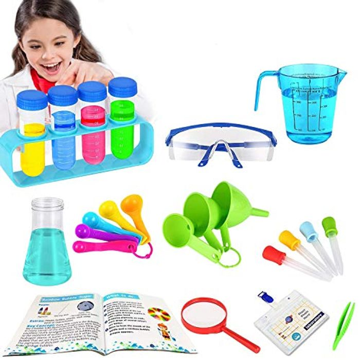 HOMOF Science Experiment Kit for Kids - Only £8.99!