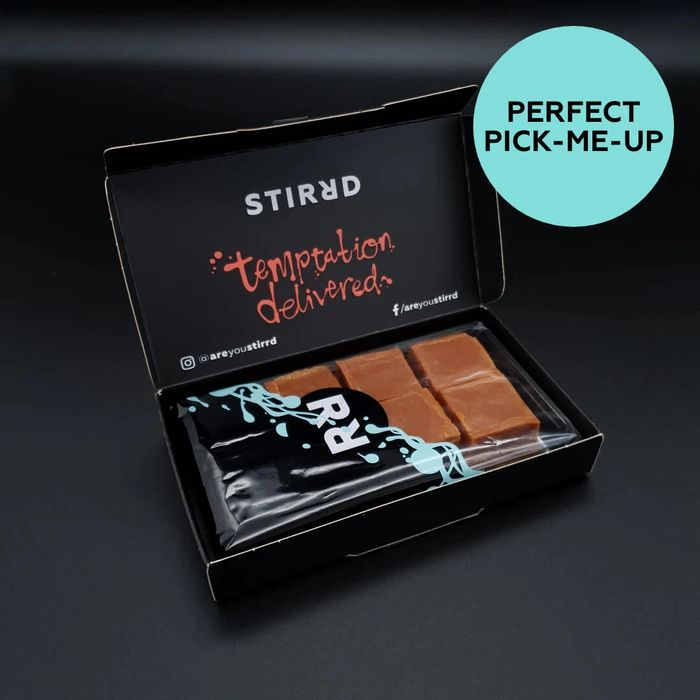 Small Box of Fudge from the Solo Range with Free Delivery