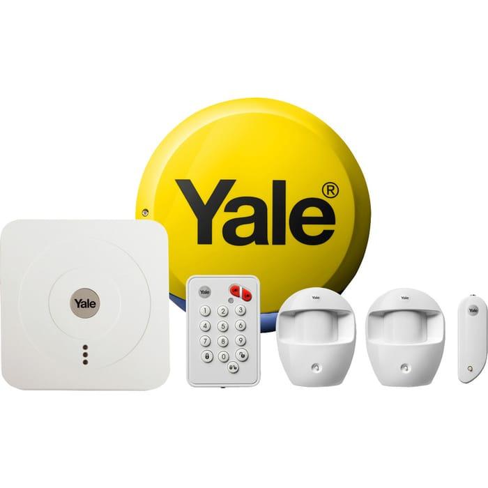 Yale Smart Home Alarm Kit at Toolstation