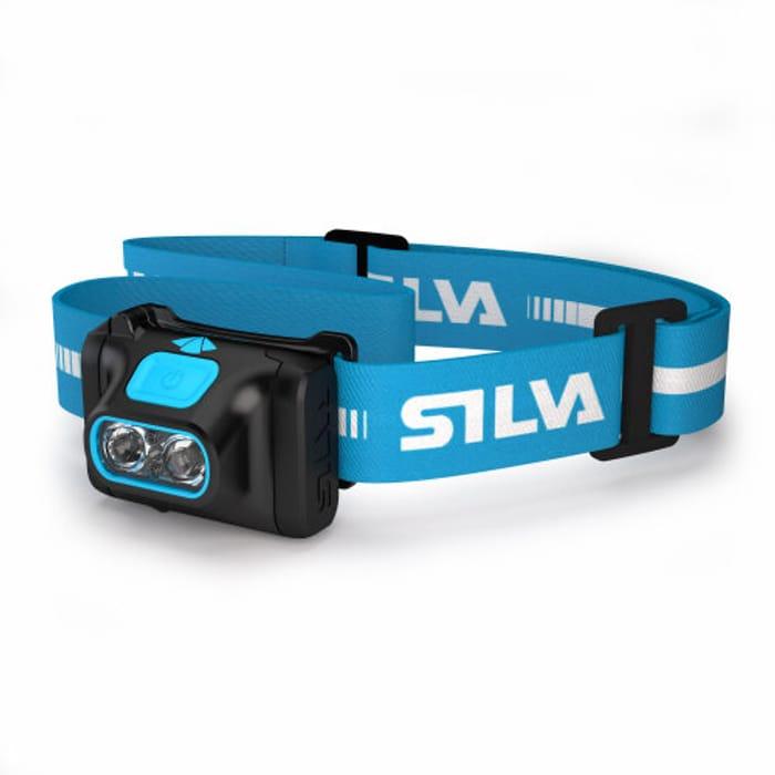 Silva Scout XT Headlamp - SS19 - One - Now £29.99!