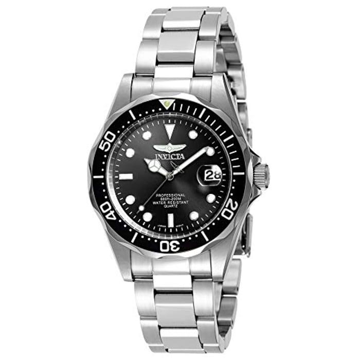 Invicta Pro Diver 8932 Quartz Watch - Only £38.46!