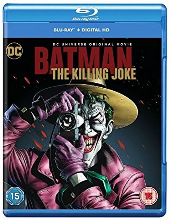 Batman: The Killing Joke (Non Figurine) - Blu-Ray