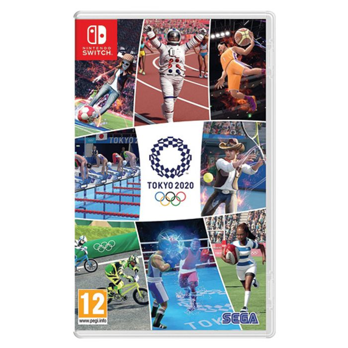 OLYMPIC GAMES TOKYO 2020 the OFFICIAL VIDEO GAME - Only £19.99!