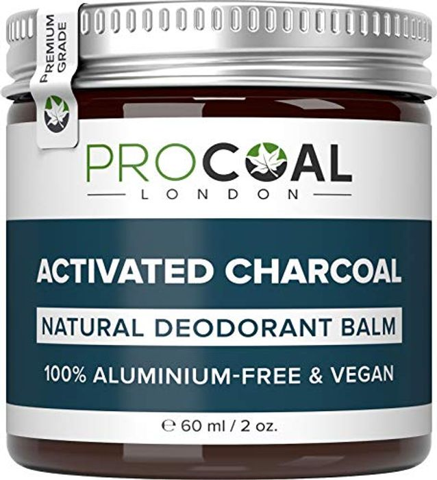 100% Natural Deodorant Balm by Procoal