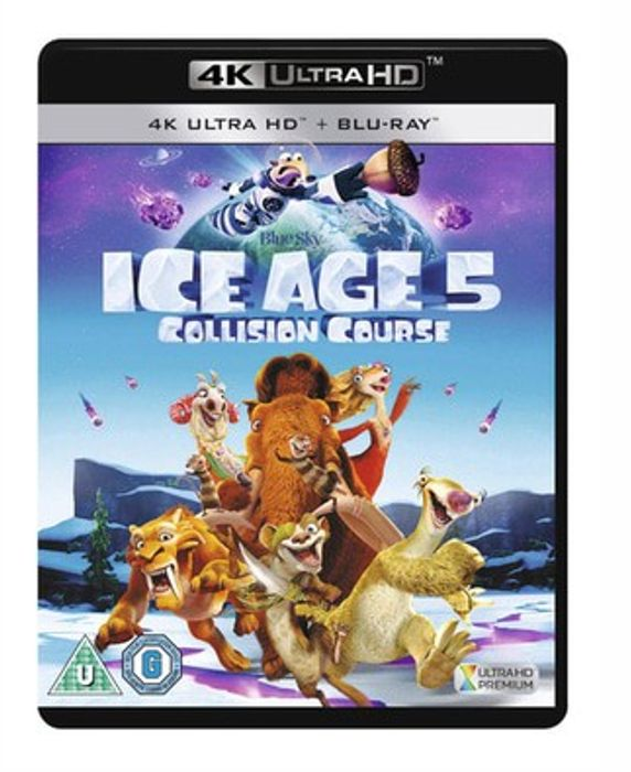 Ice Age: Collision Course - Only £6.19!