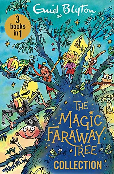 Special Offer! The Magic Faraway Tree Collection at Amazon