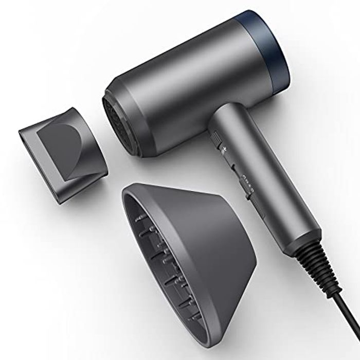 DEAL STACK - Hair Dryer for Women Lightweight Professional + 10% Coupon