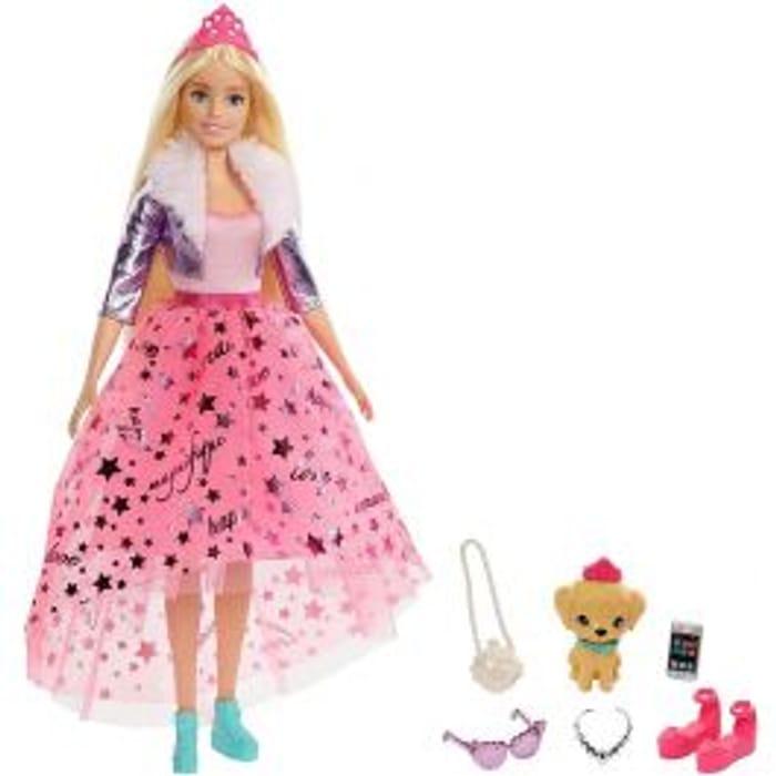 Barbie Adventure Deluxe Princess Doll
