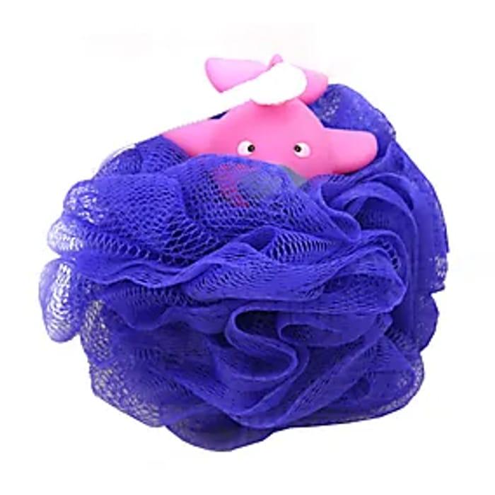 Bath Loofah/toy Scrunchie