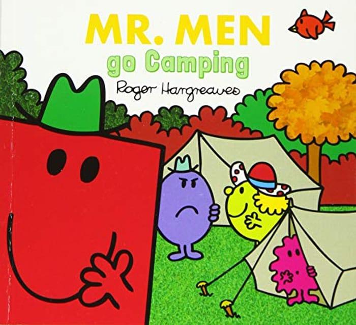 Mr. Men Go Camping (Mr. Men & Little Miss Everyday) Paperback