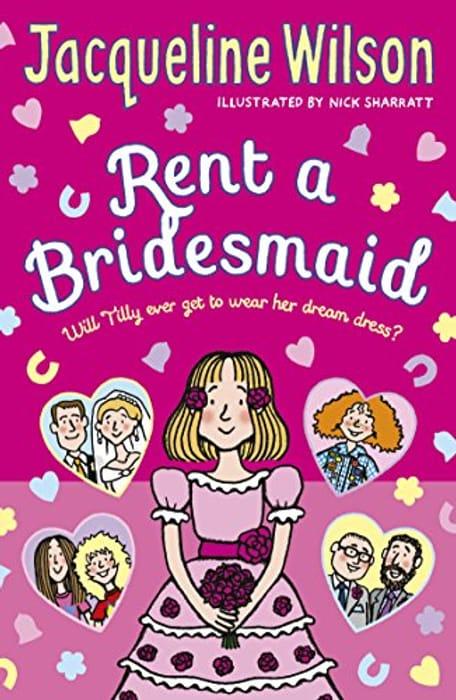Rent a Bridesmaid Paperback - Jacqueline Wilson