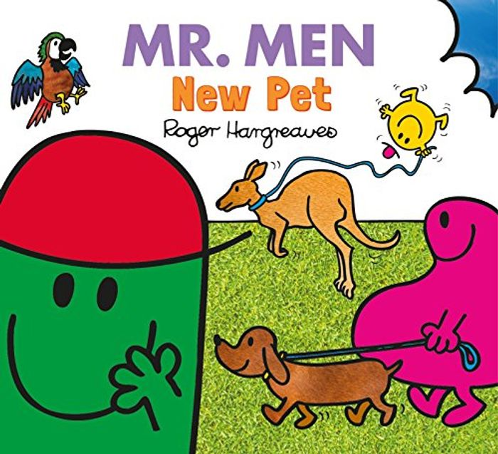 Mr. Men New Pet (Mr. Men & Little Miss Everyday) Paperback