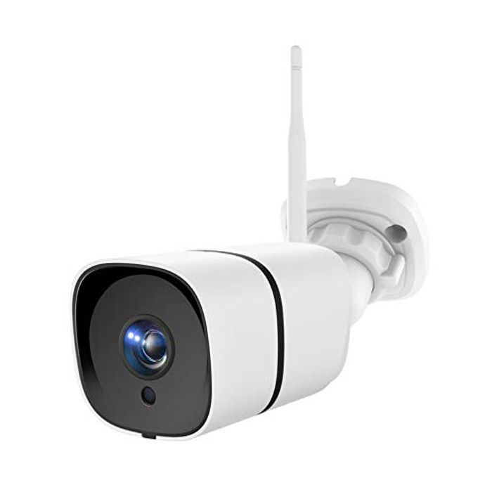 NETVUE Outdoor Wifi Security Camera with 2-Way Audio with £25 off Coupon