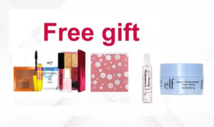 Free Beauty Box Spend £20 Buy 3 Soap Glory Spend £8 Collection Get Free Gifts