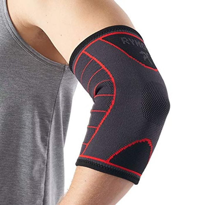 DEAL STACK - Elbow Support Sleeve - Perfect Arm Splint + 20% Coupon