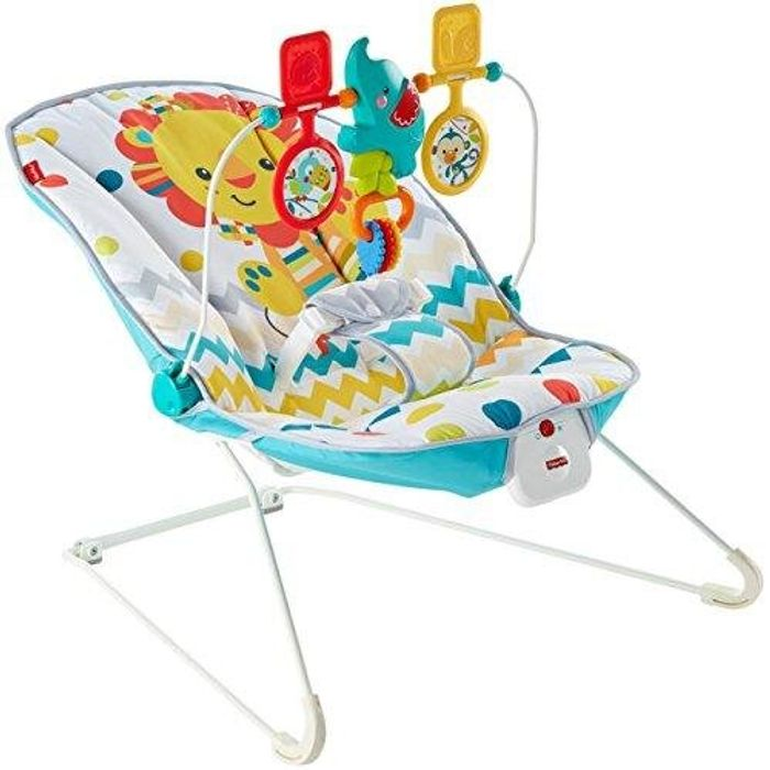 Fisher-Price Colorful Carnival Bouncer - Now £33.49!