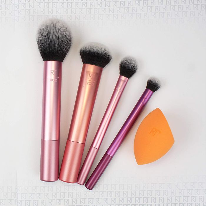 SAVE £8 - Real Techniques - Everyday Essentials - Makeup Brush Set **4.8 STARS**