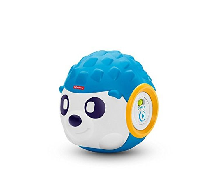 Fisher-Price Think and Learn Rhythm N Roll Hedgehog Activity Toy - Only £9.98!