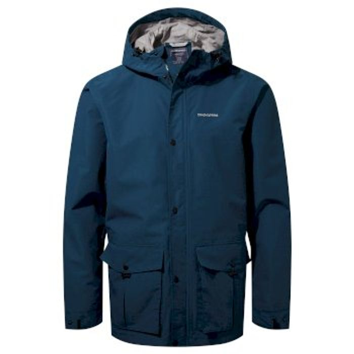 Ashland Jacket - Poseidon Blue - Only £30.60!