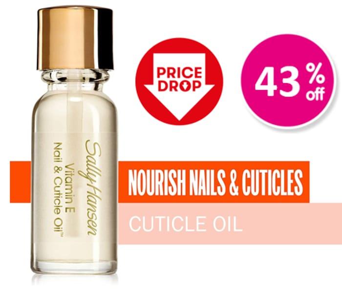 Sally Hansen - Vitamin E Nail & Cuticle Oil