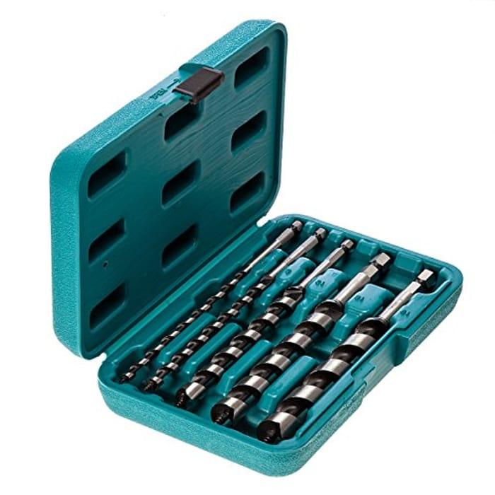 Makita P-46464 Hexagon DIN 200mm Standard Auger Set 5 - Only £10.74!