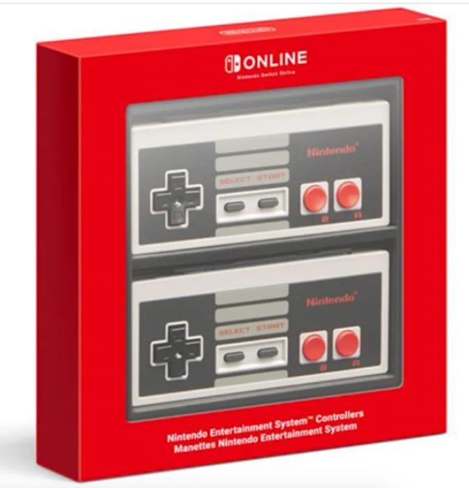 Nintendo Entertainment System Controllers Nintendo Switch (Half Price)