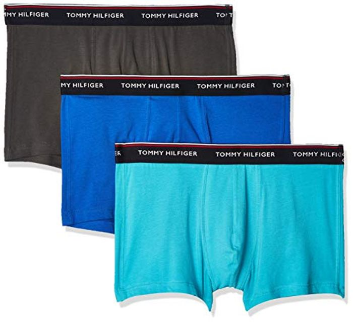 Tommy Hilfiger Men's Trunks (3 Pack) £15.75 (+£4.49 None Prime)