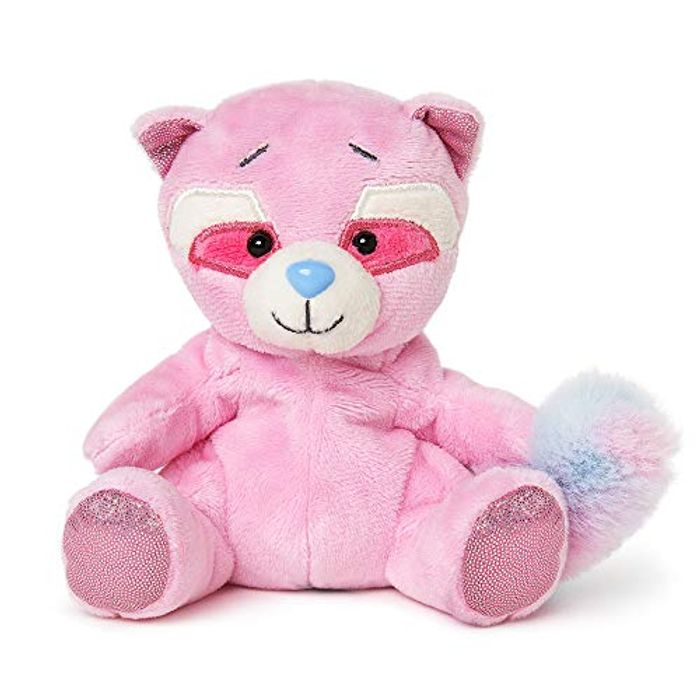 Cheap Carte Blanche My Blue Nose Friends AP473019 Pink Racoon - Only £5!