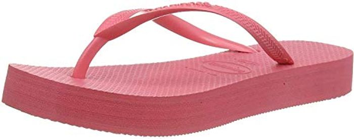 Havaianas Women's Slim Flatform Flip-Flop - Now £13.80!