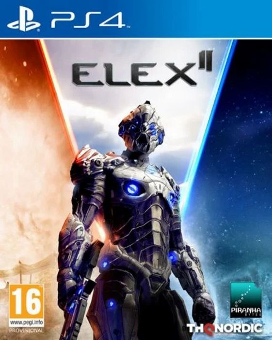 PRE-Order PS4 Elex II £37.95 at the Game Collection