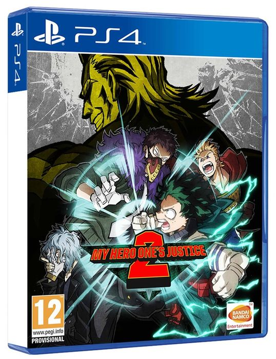 PS4 My Hero's One Justice 2 £22.85 at ShopTo