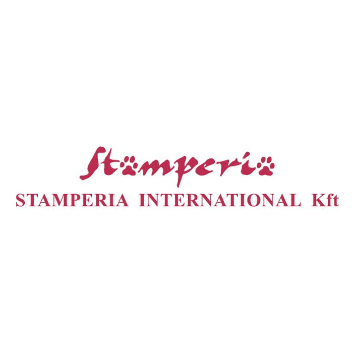 Claim 15% off All Stamperia Stock While Stocks Last