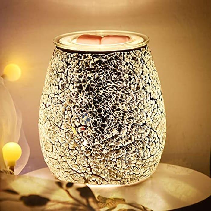 Prenine Glass Aromatherapy Lamp
