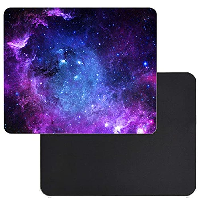AILRINNI 2 Pack Gaming Mouse Mats 240 X 200x 3mm
