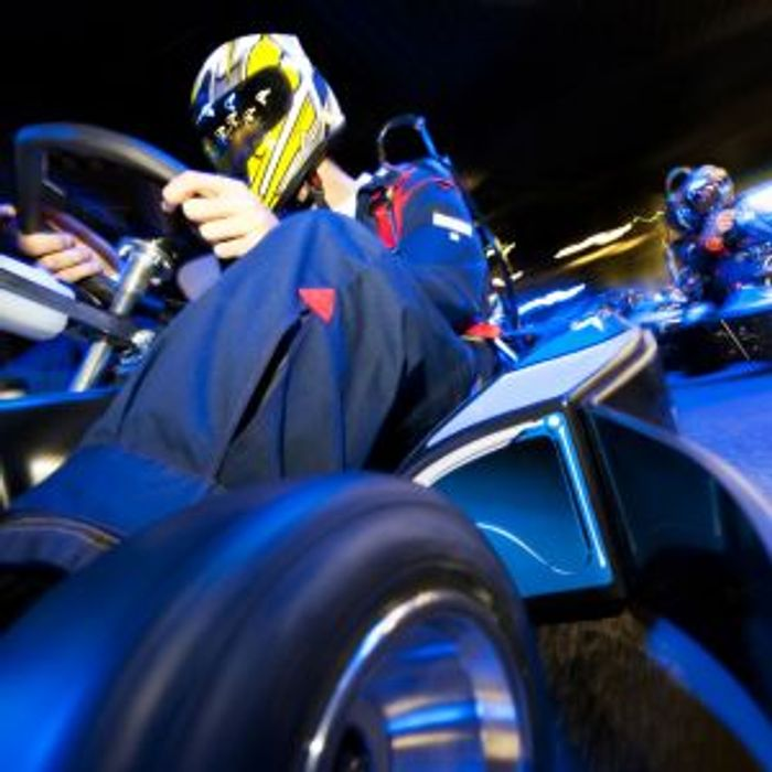 50 Lap Go Karting Race for Two