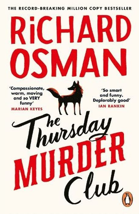 The Thursday Murder Club: Paperback Edition