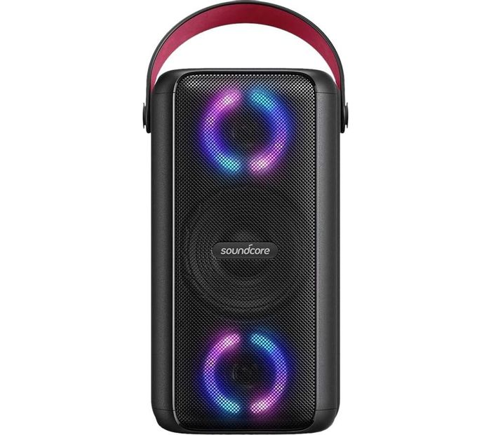 *SAVE £18* SOUNDCORE Rave Mega Bluetooth Party Speaker - Black