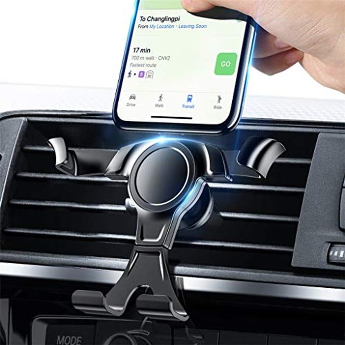 CHEAP! Car Phone Holder Mount at Amazon