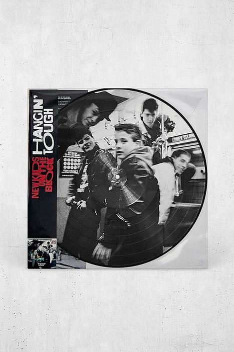 New Kids on the Block - Hangin' Tough LP