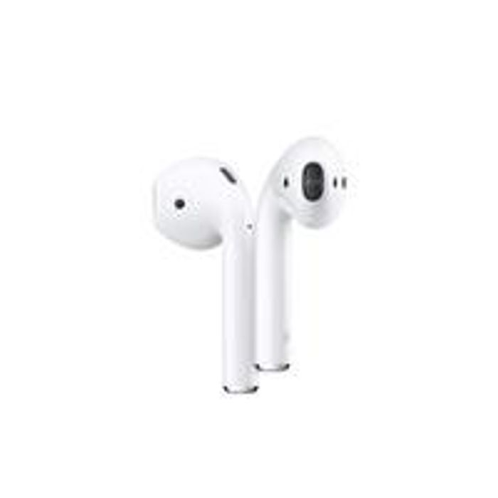 Apple AirPods (2019) Earphones with Wireless Charging Case