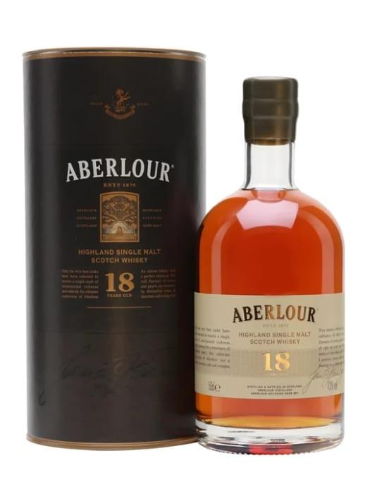 Aberlour 18 Year OldHalf Litre