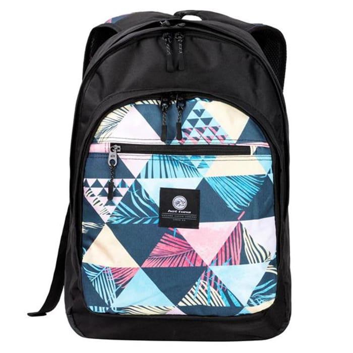 HOT TUNA Print Backpack