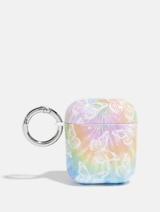 Holly H X Skinnydip Butterfly Airpod Case
